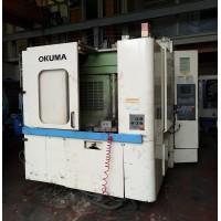 Okuma MX40H Yatay İşleme Merkezi